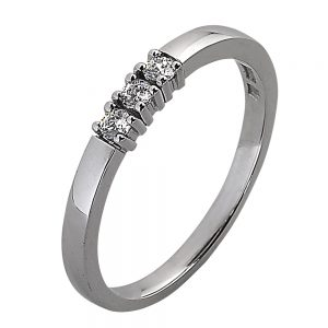aa serie ring 3x0.05ct