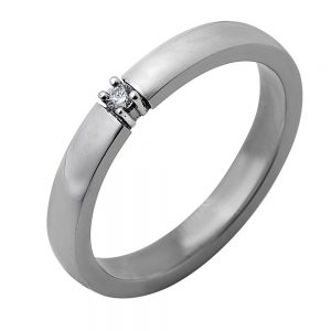 ab serie ring 1x0.03ct