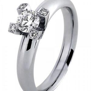 products rensini ring BB30 witgoud juwelier www.vanmoorsel.nl oud beijerland