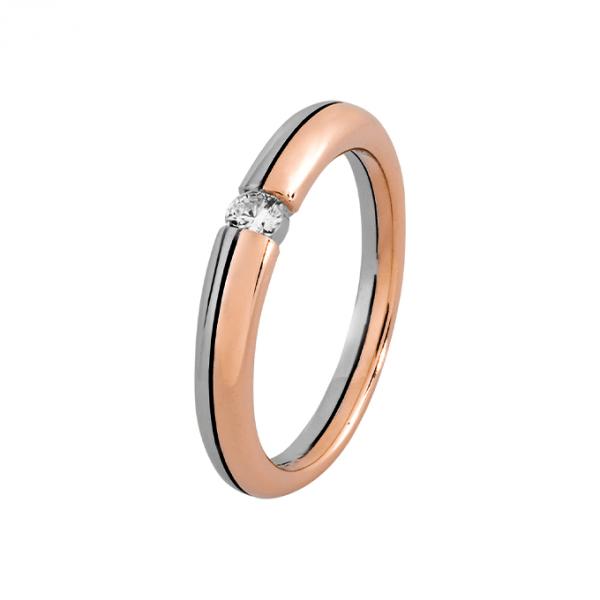 EE00 Ring rosegoud